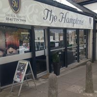 The Hamptons shop front